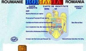 Ce trebuie sa faci pentru eliberare Carte de identitate (buletin)
